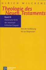 Wilckens Theologie NT